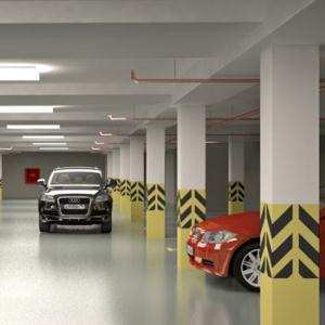 Автостоянки, паркинги Касторного