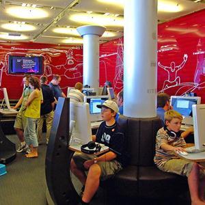 Интернет-кафе Касторного