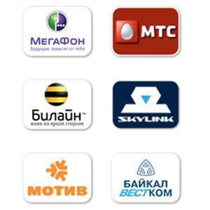 Операторы сотовой связи Касторного