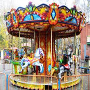 Парки культуры и отдыха Касторного
