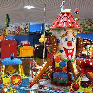 Развлекательные центры Касторного