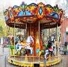 Парки культуры и отдыха в Касторном