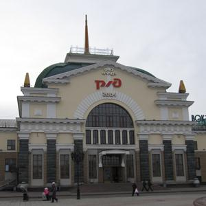 Железнодорожные вокзалы Касторного